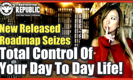 Prepare For Catastrophic Disaster! Newly Released Roadmap Seizes Full Control Of Your Day to Day Life!