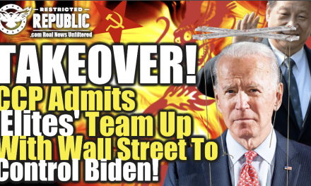 America's Under Forced Occupation & CCP Professor Admits US Elite Teamed Up w/Wall Street To Control Biden!