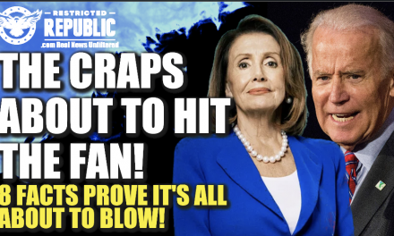 THE CRAP'S ABOUT TO HIT THE FAN—It's Really That Bad—8 Facts Prove It's All About To Blow!