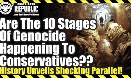 Are The 10 Stages of Genocide Happening NOW To Conservatives? History Unveils Shocking Parallel!